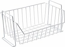 FZAY Wire Storage Baskets, Wrought Iron Storage