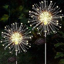 FZHGHJT LED Copper Wire Firework Lights,120