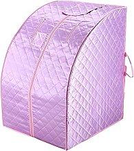 FZYE Far Infrared Sauna With Chair Portable Heater