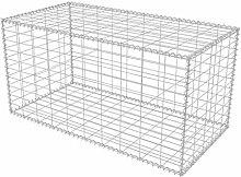 FZYHFA Gabion Basket Steel Stone Wire Retaining