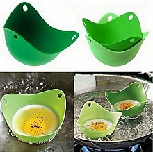 G.birth 2pcs Cook Poach Pods Poached Kitchen Easy