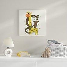 G Canvas Art HoneyBee Nursery