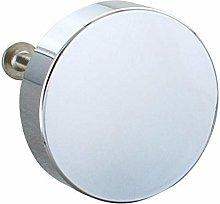 G Decor Set of 6 Polished Chrome 40mm Round