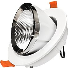 G.W.S® 30W Directional Adjustable Recessed LED