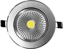 G.W.S® Commercial Chrome Surface Dimmable 7W LED