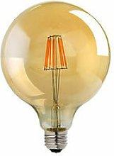 G125 E27 8W Dimmable Globe Vintage LED Retro Light