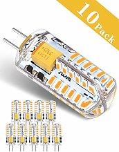 G4 LED Light Bulbs 3000K Warm White Lighting