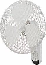 G4RCE HYGRAD Wall Mount Fan 3-Speed 16 in. Home