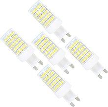G9 Base Dimmable LED Light Bulb,10W, 6000K Cool