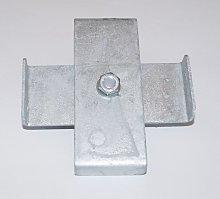 Gabiona - Clamp for mesh size 10 x 10 cm