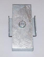 Gabiona - Clamp for mesh size 5 x 10 cm