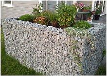 Gabiona - Raised garden , mesh size 5 cm,