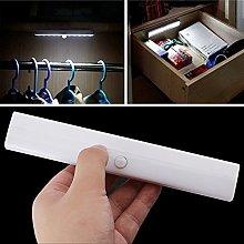 Gaddrt 10 LED Sensitive Bright PIR Motion Light