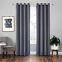 Gaddrt 2 Panel Window Curtain, Soft Insulated Foam