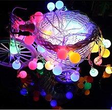 Gaddrt 2M Battery Powered Christmas LED Fairy