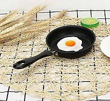Gaddrt Cast Iron Mini Non-Stick Egg Pancake Omelet
