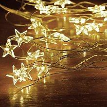 Gaddrt Christmas Decorative Star Light, Cozy