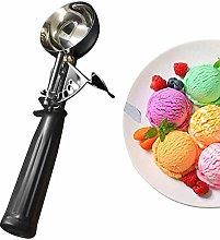 Gaddrt Ice Cream Spoon Stainless Steel Scoops Cake