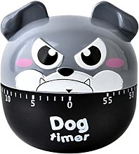 Gaddrt Kitchen Timer Cute Dog Shape Mechanical