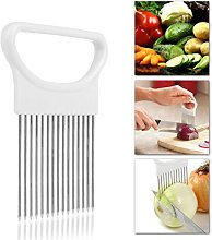Gaddrt Onion Holder Slicer Vegetable tools Tomato