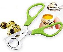 Gaddrt Stainless Steel Pigeon Quail Egg Scissors