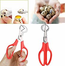 Gaddrt Stainless Steel Pigeon Quail Egg Scissors