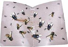 Gaddrt Sticky Fly Glue Board Paper Flies Trap
