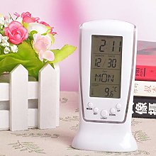 Gaddrt Table Digital Backlight Music Alarm Clock