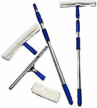 GadgetKing Telescopic Window Cleaning Washing Kit