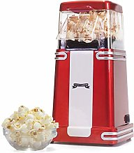 Gadgy ® Hot Air Popcorn Maker l Low-Calorie &