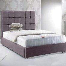 Gador Upholstered Bed Frame Canora Grey Size: