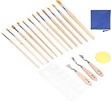 Gaeirt Paint Brush Set, Paint Brushes Set Sturdy