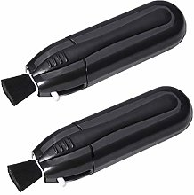 GAI-XG 2Pcs Glasses Cleaning Brush Cleaner 2 with