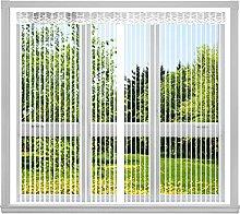 GAIJUAN Fly Window Screen Mesh 70x135cm(28x53inch)