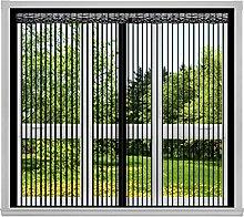GAIJUAN Mesh Curtain 105x145cm(41x57inch) Gluing
