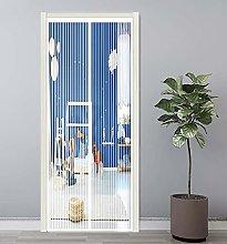 GAIJUAN Mesh Curtain 95x235cm Insulated Door