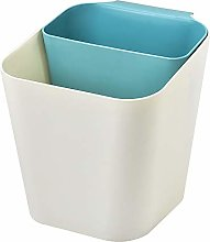 GAKIN 1 Pc Trash Can for Home Recycling Waste Bin