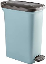 GAKIN 1Pc Kitchen Trash Can Pedal With Cover Mini