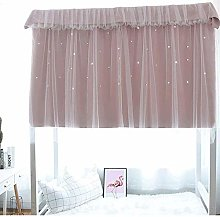 GAKIN Cabin Bunk Bed Tent Curtain Cloth Dormitory