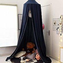 GAKIN Children Bed Canopy Play Tent Kids Round