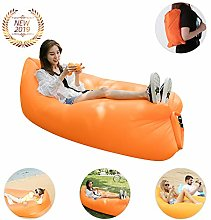 Galapara Inflatable Lounger,Waterproof Lazy