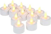 Galapara Led Candles 4pcs/set Rechargeable LED
