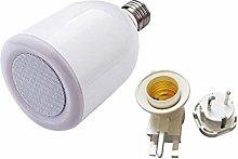 Galapara LED Light Bulb with BT Quran Speaker