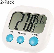 Galapara Mini Hygrometer Humidity Meter Baby Room