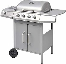 Galapara Portable BBQ Grill, Gas Barbecue Grill