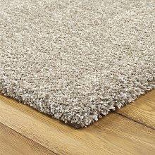 Galaxy Brown 240x340cm Large Rug Carpet Shaggy
