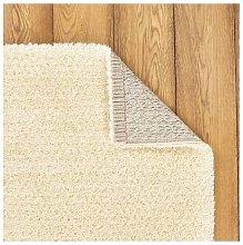 Galaxy Cream 240x340cm Large Rug Carpet Shaggy