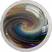Galaxy Set of 4 Drawer Knobs Pulls Cabinet Handle