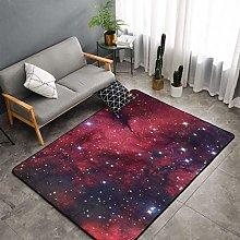 Galaxy Space Star Area Rugs, Bedroom Living Room