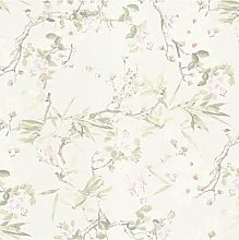 Galerie Blossom and Birds Wallpaper